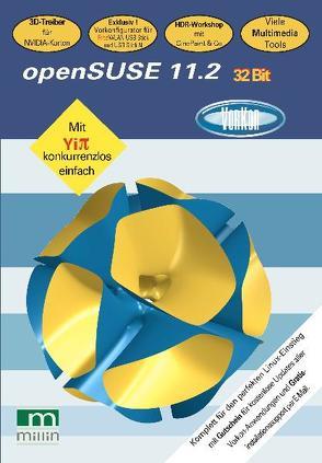 OpenSUSE 11.2 32 Bit von Millin,  Nicolaus