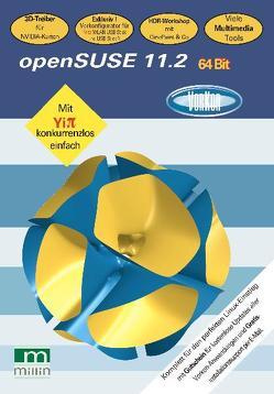 OpenSUSE 11.2 64Bit von Millin,  Nicolaus