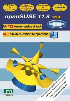 openSUSE 11.3 32 Bit