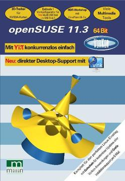 openSUSE 11.3 64 Bit von Millin,  Nicolaus