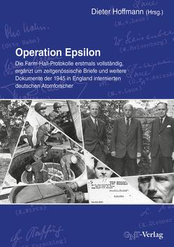 Operation Epsilon von Hoffmann,  Dieter