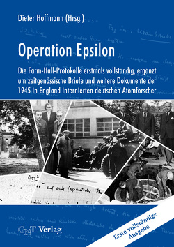 Operation Epsilon von Hoffmann,  Dieter