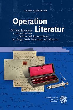 Operation Literatur von Scheffler,  Sandy