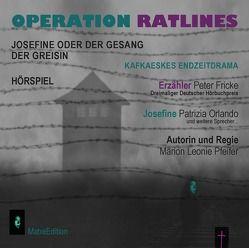 Operation Ratlines von Pfeifer,  Marion Leonie