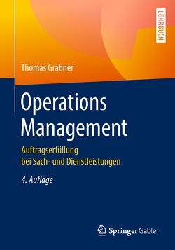Operations Management von Grabner,  Thomas