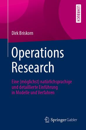 Operations Research von Briskorn,  Dirk
