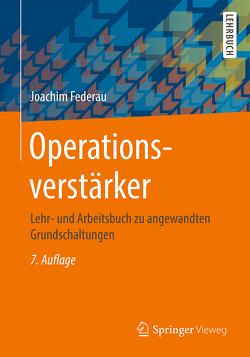 Operationsverstärker von Federau,  Joachim