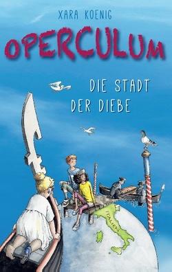 Operculum von Koenig,  Xara