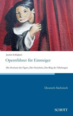 Opernführer für Einsteiger von Petermann,  Klaus, Solfaghari,  Jasmin