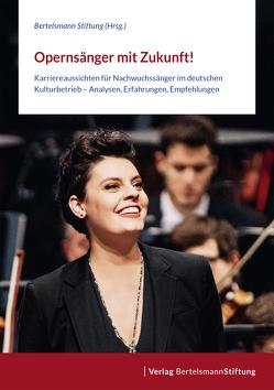 Opernsänger mit Zukunft! von Müller,  Achim, Siebenhaar,  Klaus