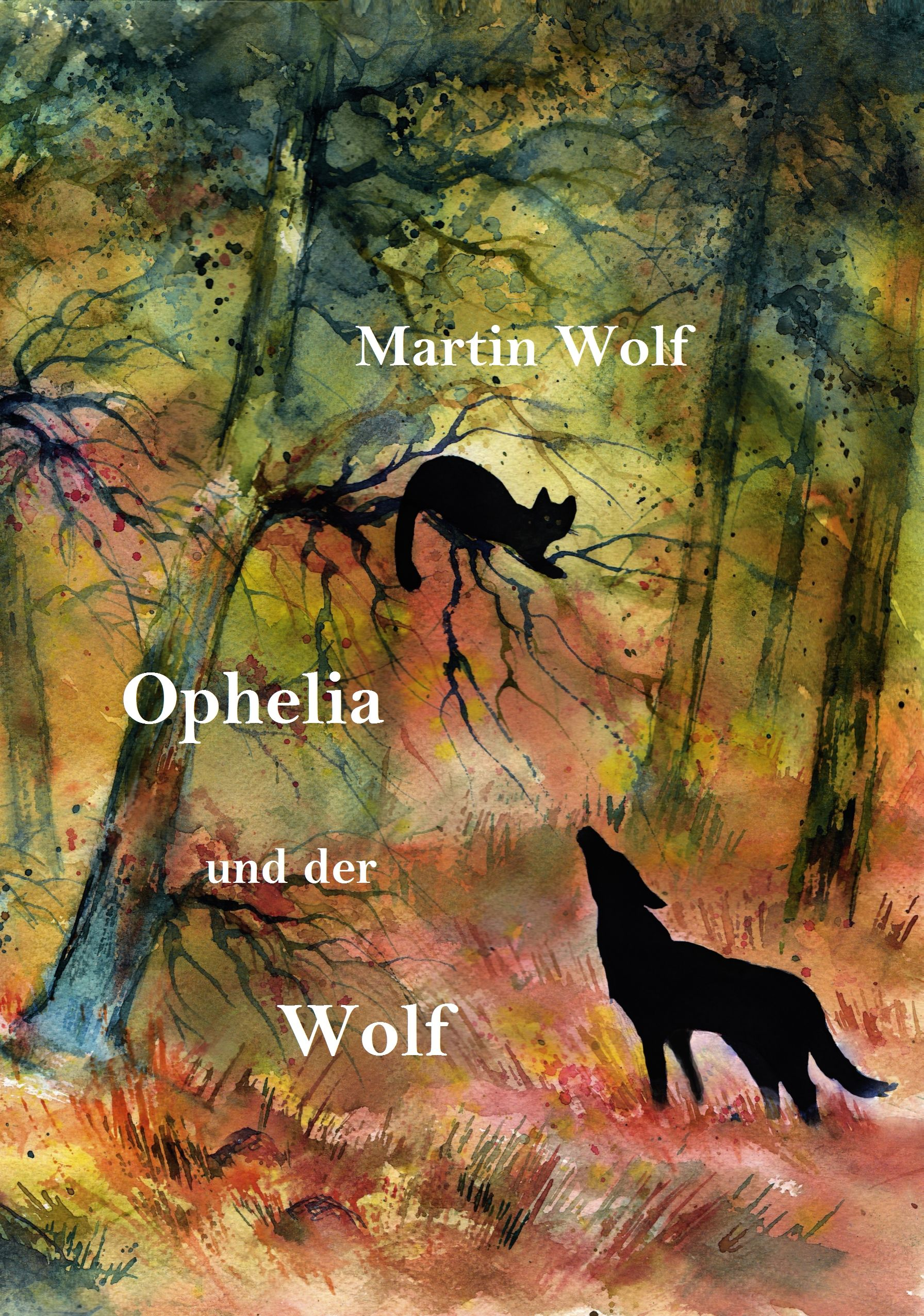 Briefe Von Ophelia Und Jan : Ophelia und der wolf von martin