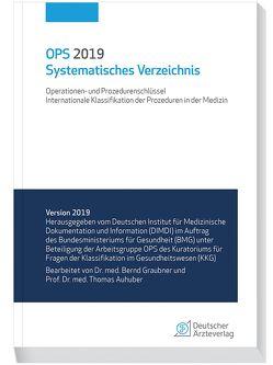 OPS 2019 Systematisches Verzeichnis von Auhuber,  Thomas, Graubner,  Bernd