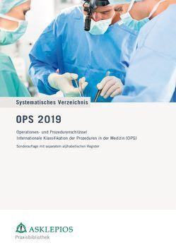 OPS Version 2019 Systematisches Verzeichnis