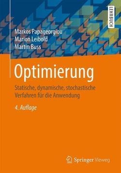 Optimierung von Buss,  Martin, Leibold,  Marion, Papageorgiou,  Markos