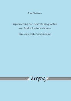 Optimierung der Bewertungsqualität von Multiplikatorverfahren von Riabinova,  Nina