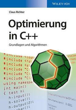 Optimierung in C++ von Richter,  Claus
