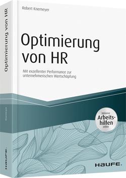 Optimierung von HR – inkl. Arbeitshilfen online von Knemeyer,  Robert