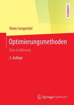 Optimierungsmethoden von Jungnickel,  Dieter