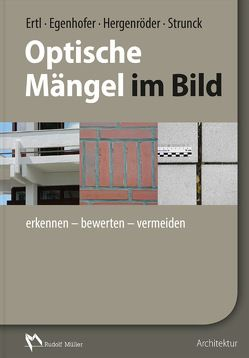 Optische Mängel im Bild von Egenhofer,  Martin, Ertl,  Ralf, Hergenröder,  Michael, Strunck,  Thomas