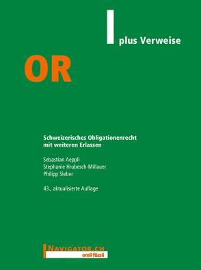 OR plus Verweise von Aeppli,  Sebastian, Hrubesch-Millauer,  Stephanie, Sieber,  Philipp