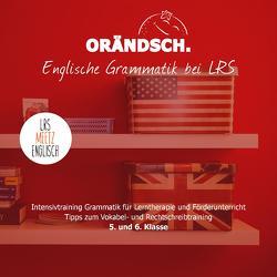 ORÄNDSCH. Englische Grammatik bei Lese-Rechtschreibschwäche (LRS) von Jehle,  Miranda