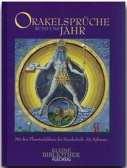 Orakelsprüche rund ums Jahr von Luthardt,  Ernst O
