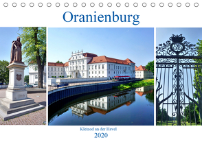 Oranienburg – Kleinod an der Havel (Tischkalender 2020 DIN A5 quer) von von Loewis of Menar,  Henning