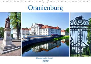 Oranienburg – Kleinod an der Havel (Wandkalender 2020 DIN A4 quer) von von Loewis of Menar,  Henning