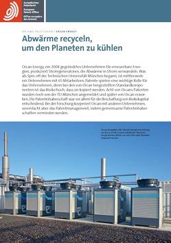 Orcan: Abwärme recyceln, um den Planeten zu kühlen