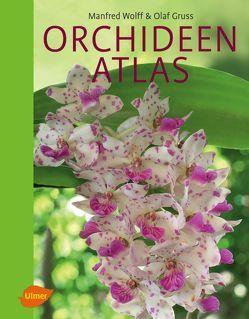Orchideenatlas von Gruss,  Olaf, Wolff,  Manfred