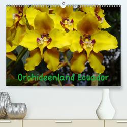 Orchideenland Ecuador (Premium, hochwertiger DIN A2 Wandkalender 2020, Kunstdruck in Hochglanz) von Kettler,  Klaus