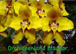 Orchideenland Ecuador (Wandkalender 2021 DIN A2 quer) von Kettler,  Klaus