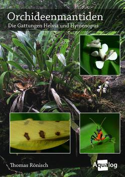 Orchideenmantiden – Die Gattungen Helvia & Hymenopus von Rönisch,  Thomas