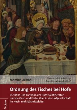 Ordnung des Tisches bei Hofe von Arinobu,  Mamina