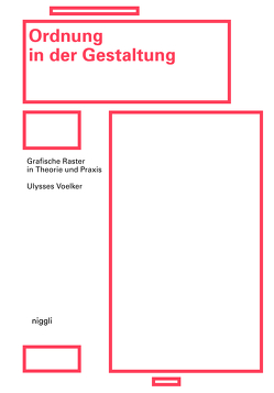 Ordnung in der Gestaltung von Voelker,  Ulysses