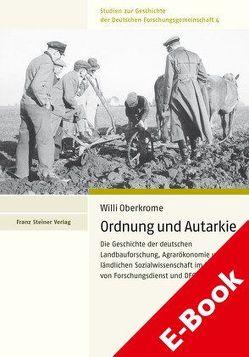 Ordnung und Autarkie von Oberkrome,  Willi