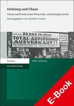 Ordnung und Chaos von Schulz,  Günther