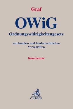 Ordnungswidrigkeitengesetz von Graf,  Jürgen