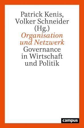 Organisation und Netzwerk von Kenis,  Patrick, Ostrom,  Elinor, Provan,  Keith G., Schneider,  Volker