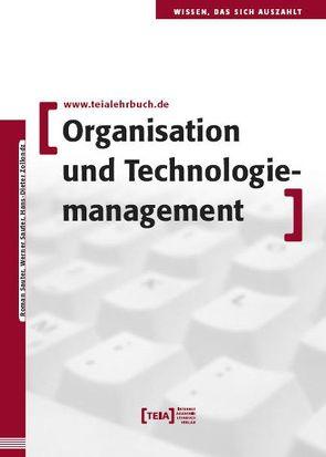 Organisation und Technologiemanagement von Sauter,  Roman, Sauter,  Werner, Zollondz,  Hans-Dieter