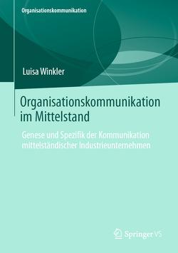 Organisationskommunikation im Mittelstand von Winkler,  Luisa