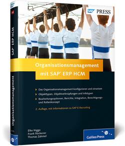 Organisationsmanagement mit SAP ERP HCM von Nigge,  Elke, Röckener,  Frank, Zahmel,  Thomas