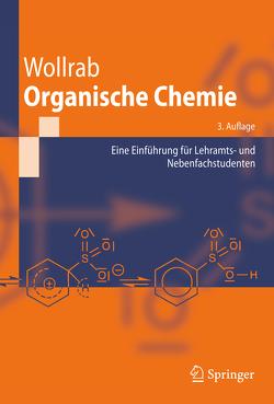 Organische Chemie von Wollrab,  Adalbert