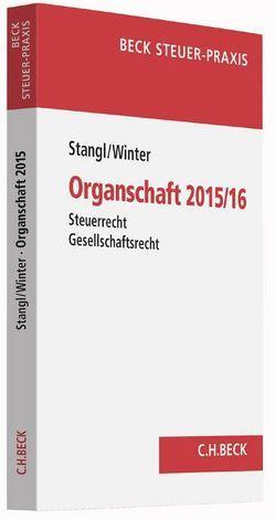 Organschaft von Stangl,  Ingo, Winter,  Michael