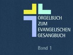 Orgelbuch zum Evangelischen Gesangbuch