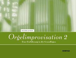 Orgelimprovisation 2 von Junker,  Siegmar