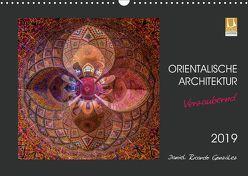 Orientalische Architektur – Verzaubernd (Wandkalender 2019 DIN A3 quer) von Ricardo González Photography,  Daniel
