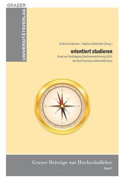 orientiert studieren von Deman,  Katharina, Salmhofer,  Gudrun