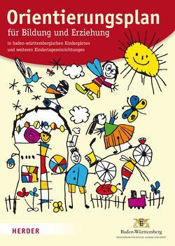Orientierungsplan von Baden-Württemberg,  Ministerium für Kultus,  Jugend und Sport