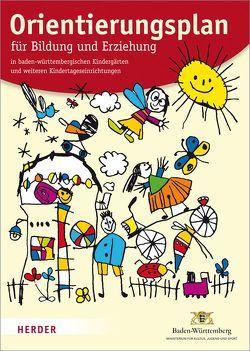 Orientierungsplan von Ministerium für Kultus und Sport Baden-Württemberg